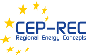 Logo der CEP-REC - Introduction of Regional Energy Concepts